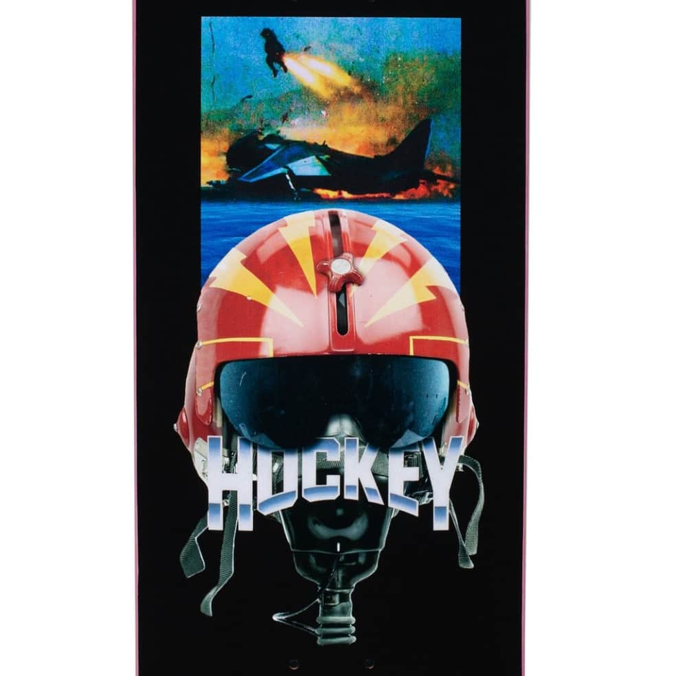 Hockey Andrew Allen Eject Deck - Assorted Sizes | Deck by Hockey Skateboards 2