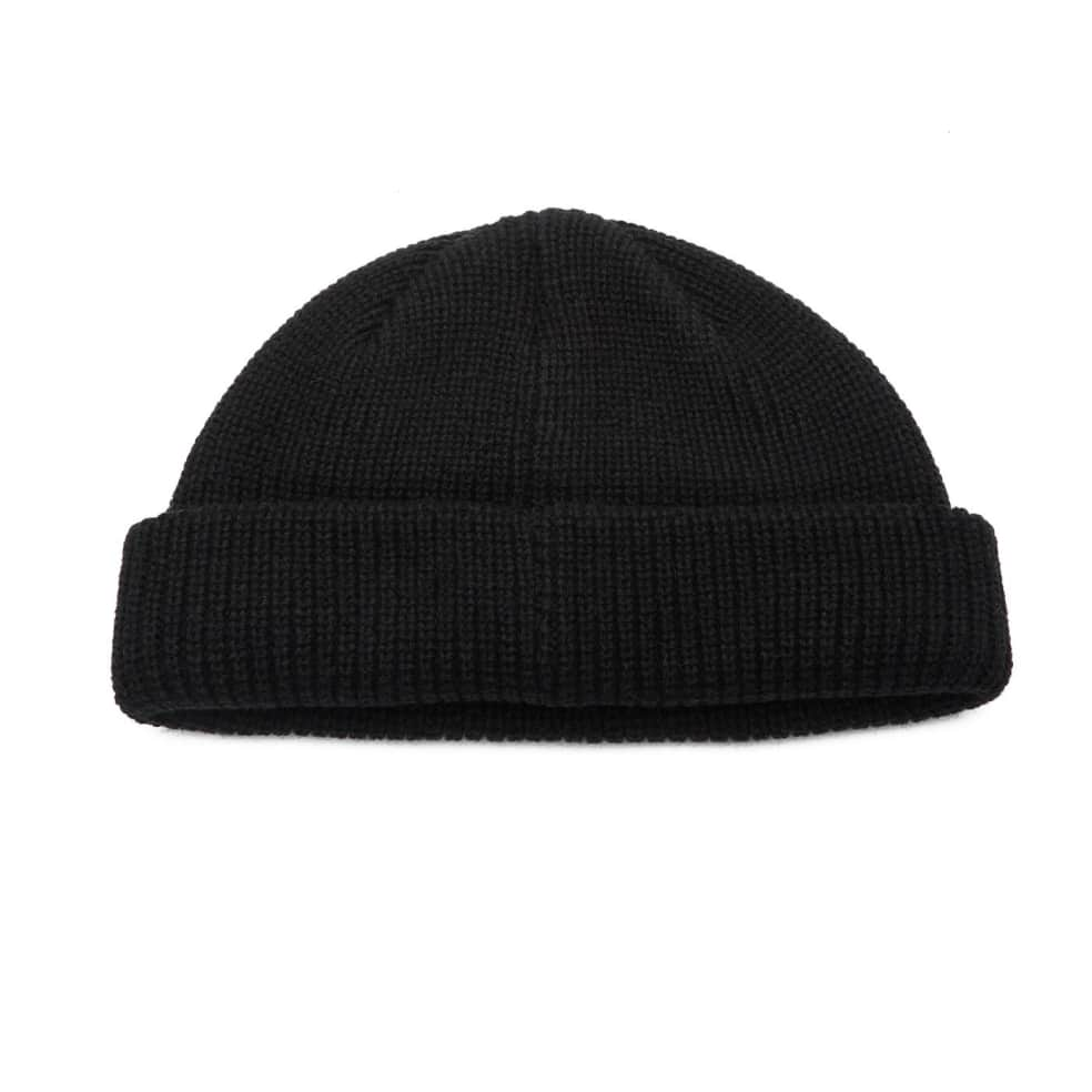 Obey Micro Beanie - Black | Beanie by OBEY Clothing 2