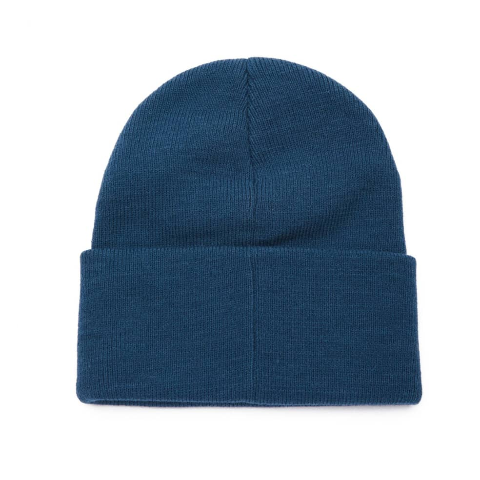 Obey Fluid Beanie - Deep Oceon   Beanie by OBEY Clothing 2