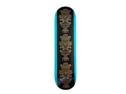 "Avenue 'Dynasty' Deck (light blue wood) 8.0"" | Deck by Avenue Skateboards 1"