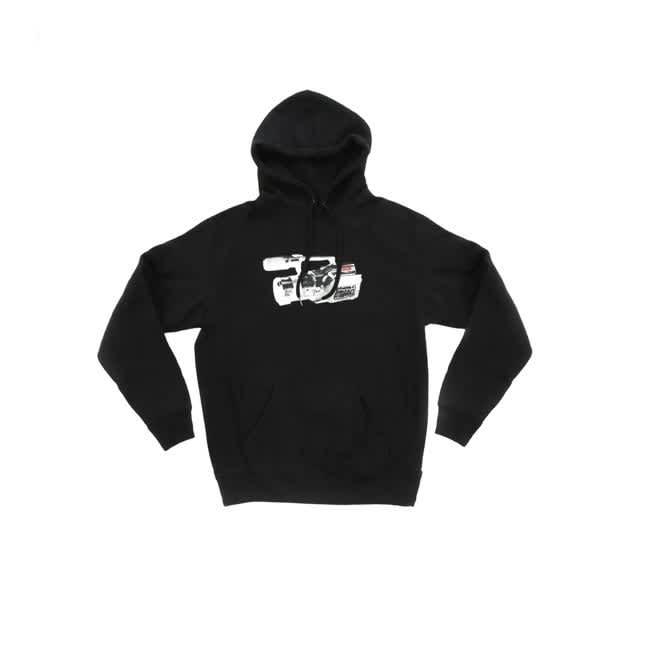 Scum - VX Hoodie (black)   Hoodie by Fake Scum 1