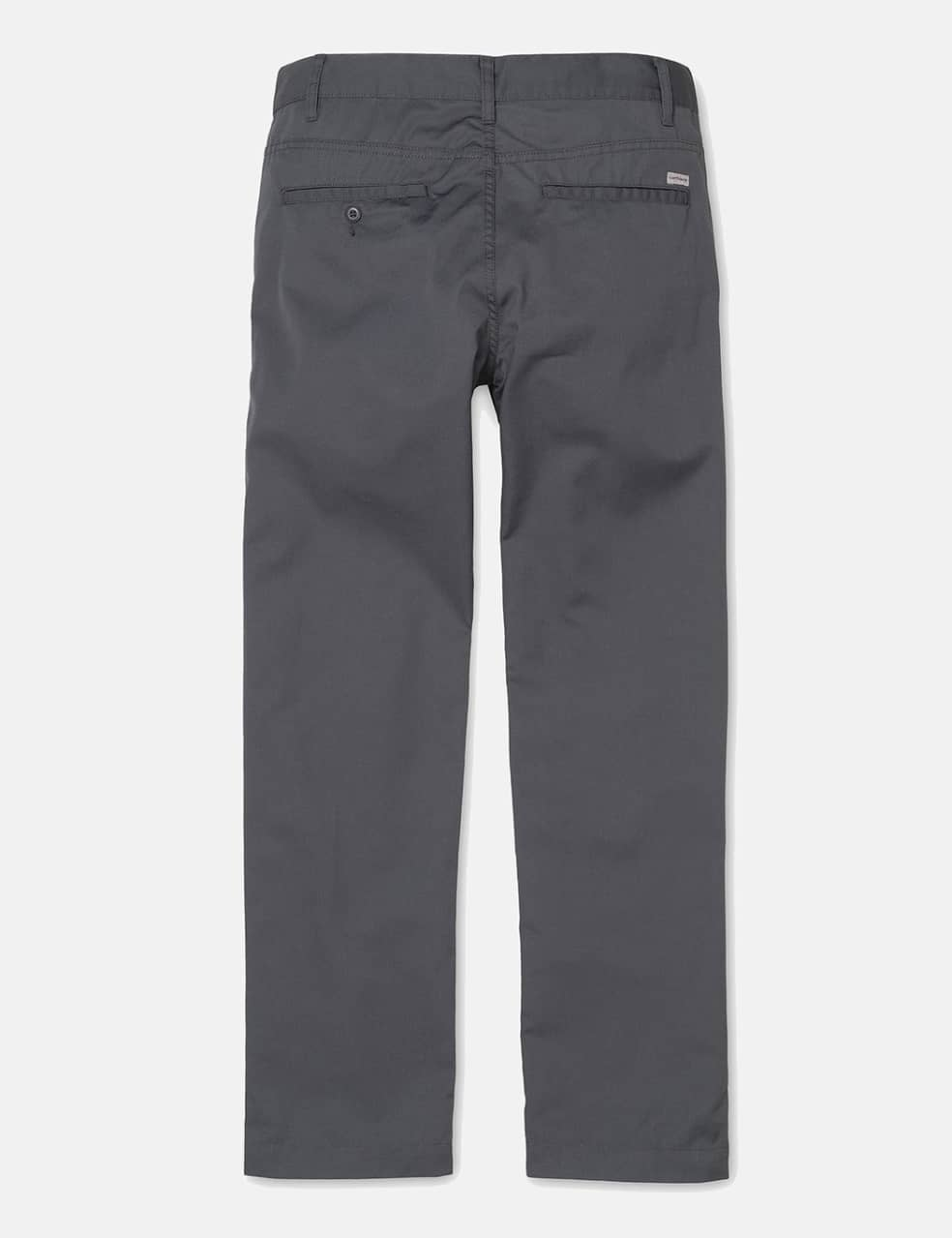 Carhartt-WIP Station Pant - Blacksmith rinsed | Trousers by Carhartt WIP 3