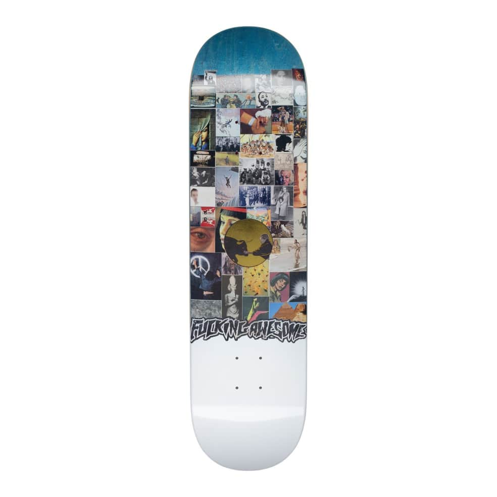 Fucking Awesome - Fucking Awesome Louie Lopez Collage II Skateboard Deck | 8.38 | Deck by Fucking Awesome 1