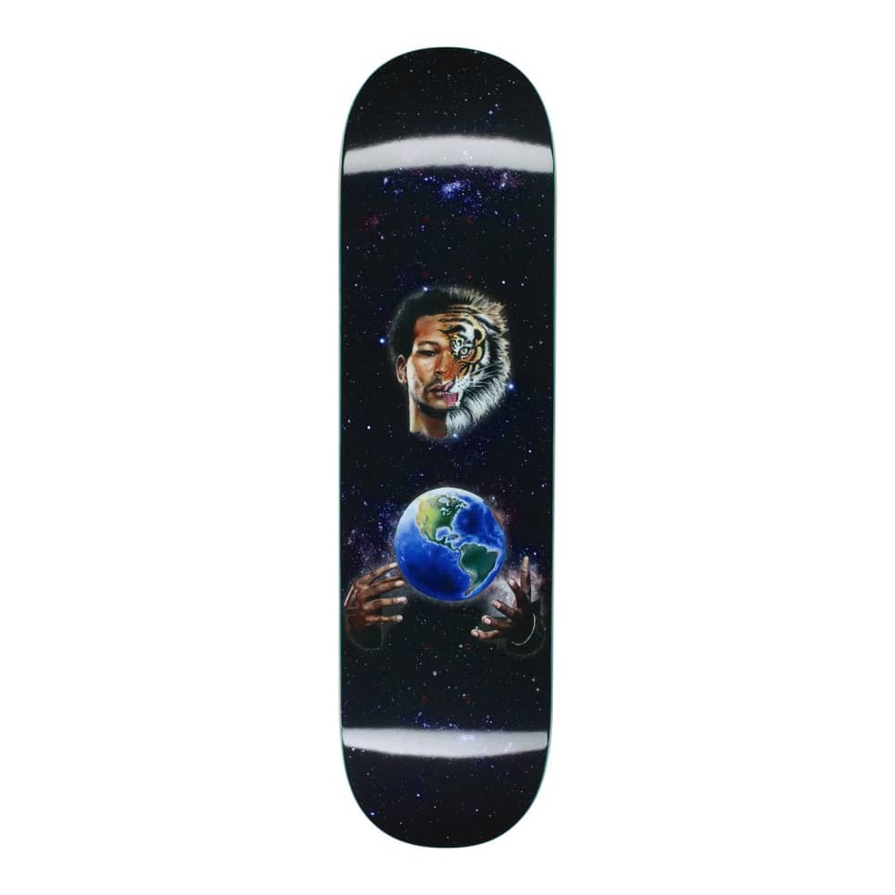 Fucking Awesome - Fucking Awesome Nakel Smith Tiger Skateboard Deck   8.25   Deck by Fucking Awesome 1