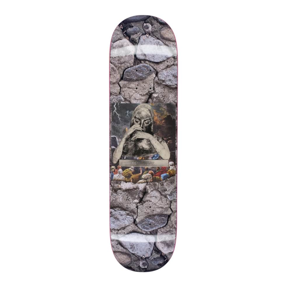 """Fucking Awesome - Fucking Awesome Gino Saint Mary Skateboard Deck 