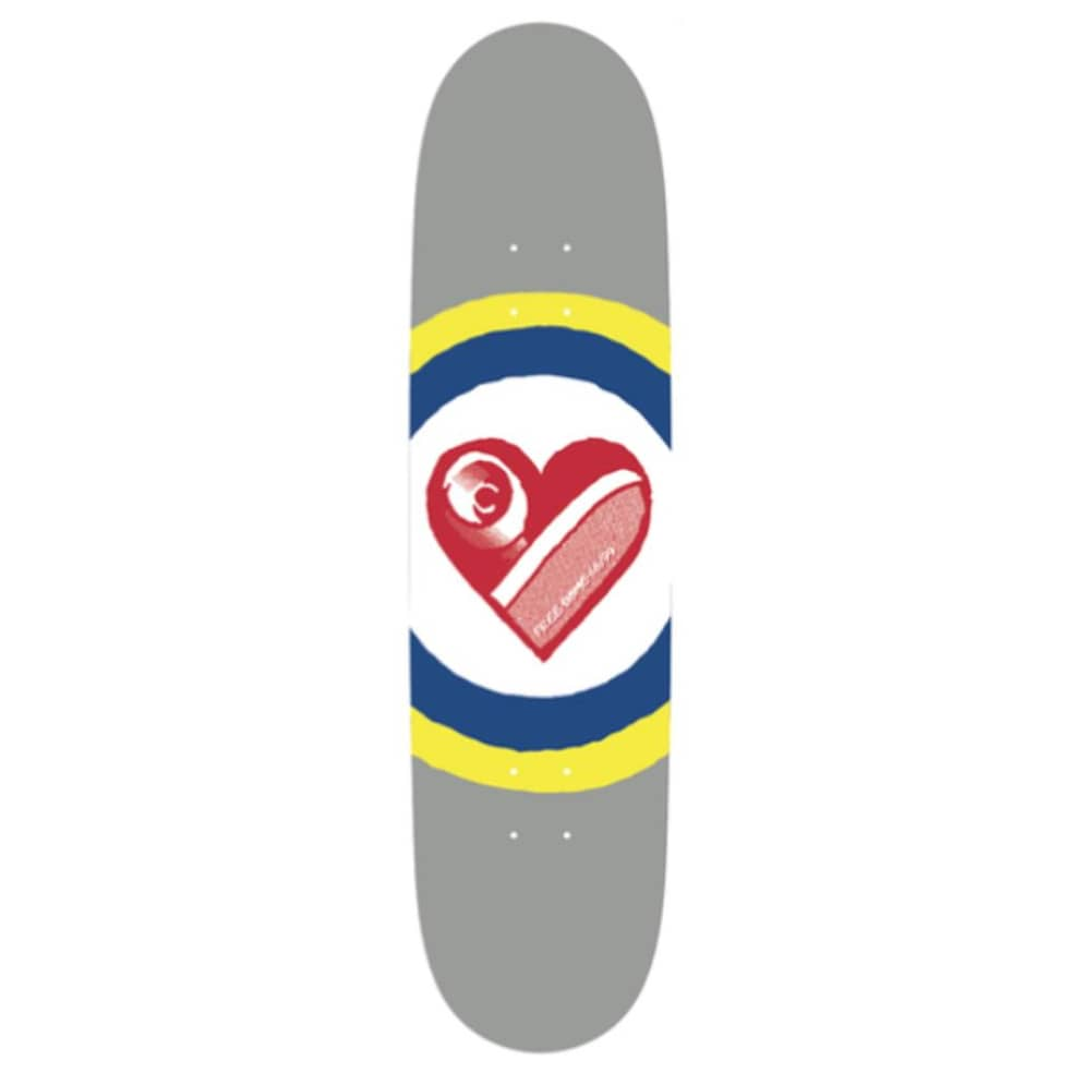 Free Dome Skateboards - SK8heart Deck 8.25 | Deck by Free Dome Skateboards 1