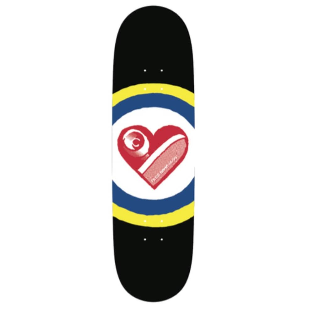Free Dome Skateboards - SK8heart Deck 9 | Deck by Free Dome Skateboards 1