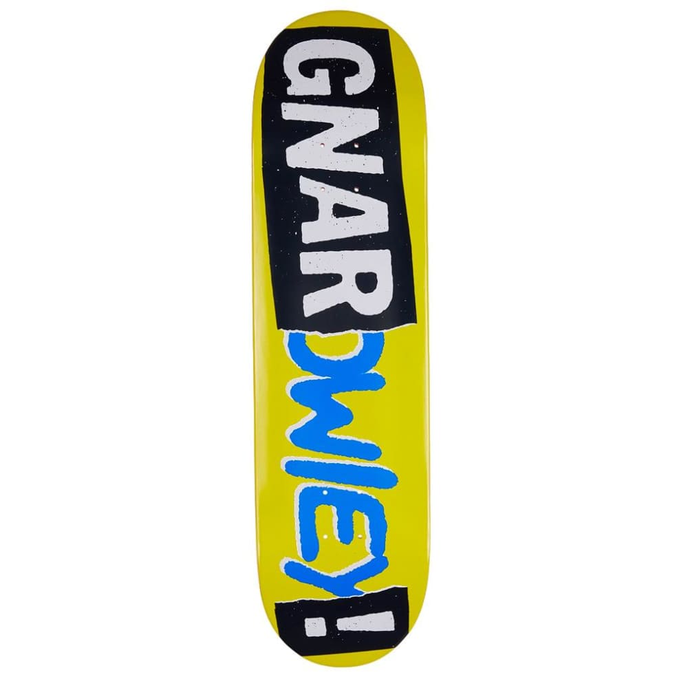 """Free Dome Skateboards - GNARowley! Deck 8.375"""" Wide 