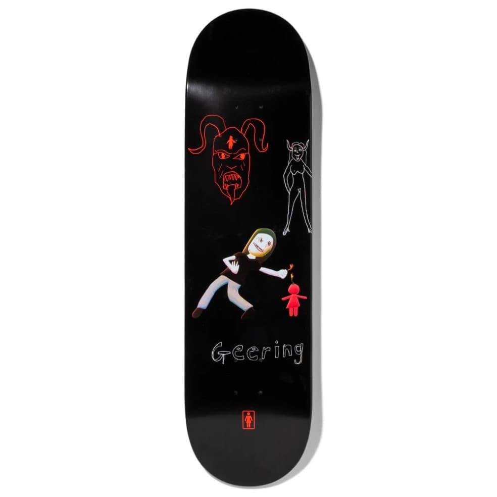 Girl Skateboards - Breana Geering One Off Deck 8   Deck by Girl Skateboards 1
