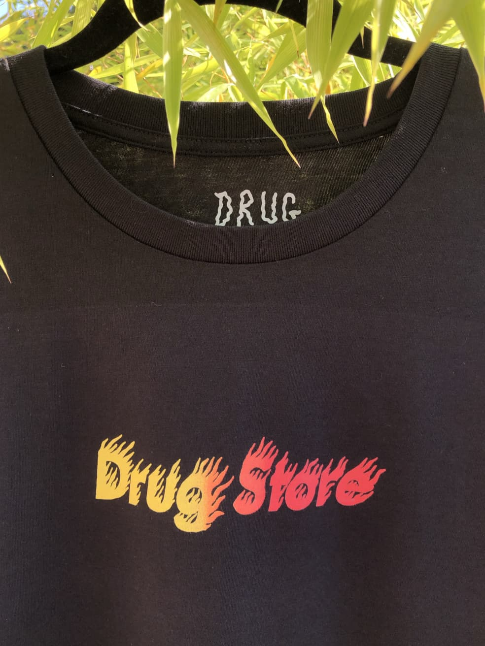 Drug Store HOT FADE! Tee Black   T-Shirt by Drug Store 3
