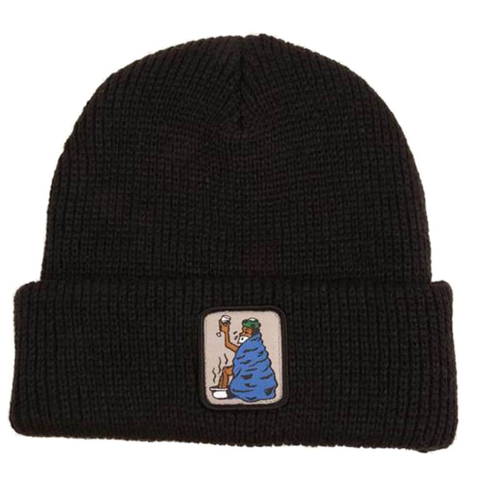 Pass-Port Cold Out Beanie Black   Beanie by Pass~Port Skateboards 1