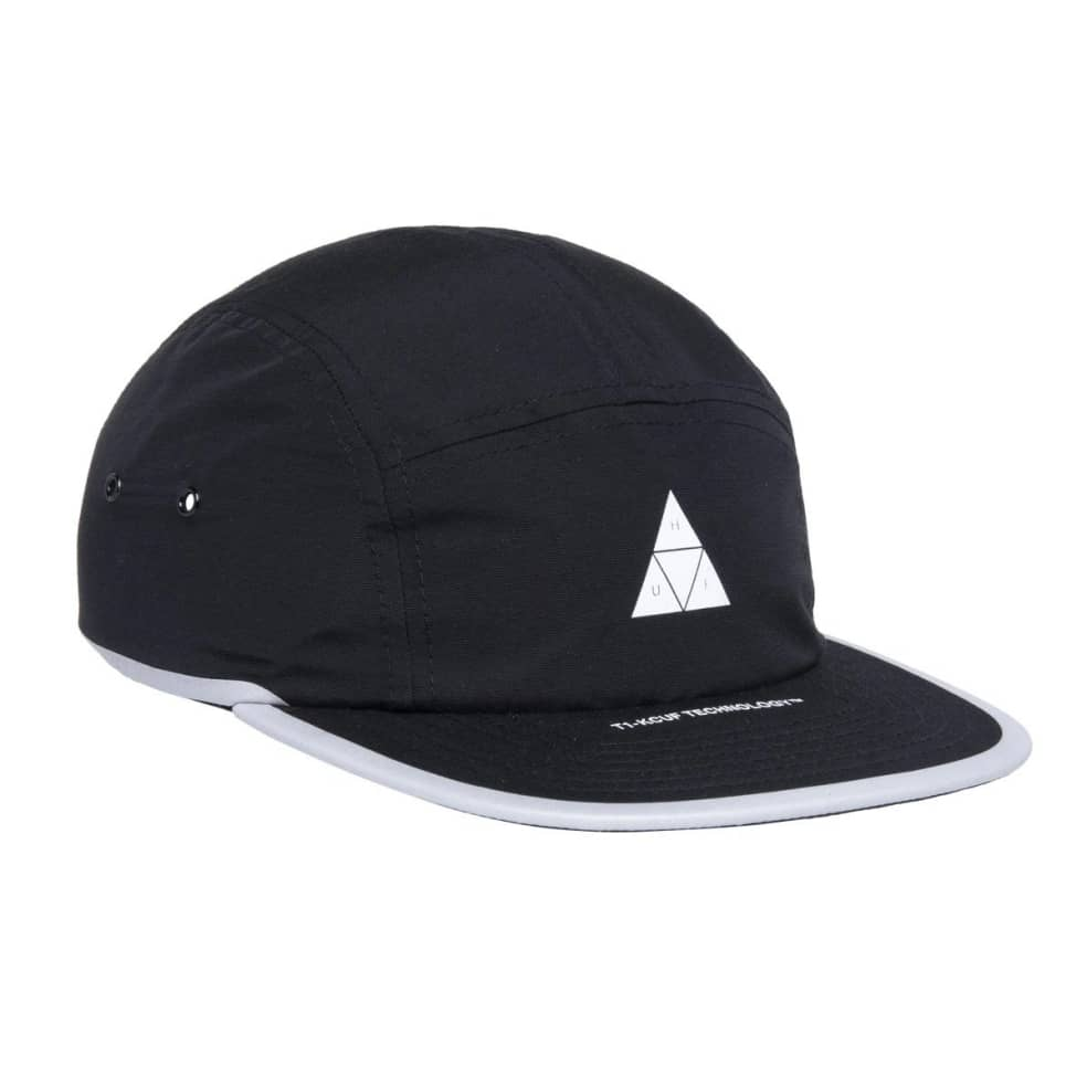 Huf Triple Triangle Flash Volley Hat   Baseball Cap by HUF 1