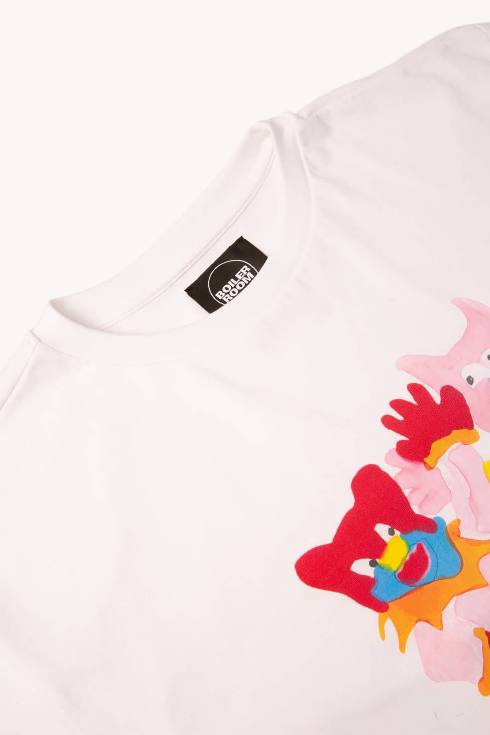 Boiler Room x Eris Drew Dance Together T-Shirt - Off White | T-Shirt by Boiler Room 3