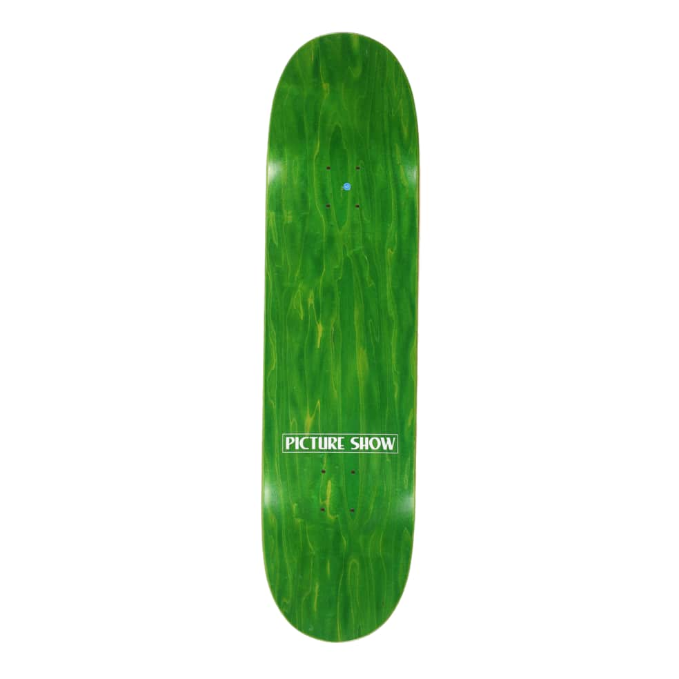 """PICTURE SHOW HOMECOMING ERROR SKATEBOARD DECK 8.0"""" 