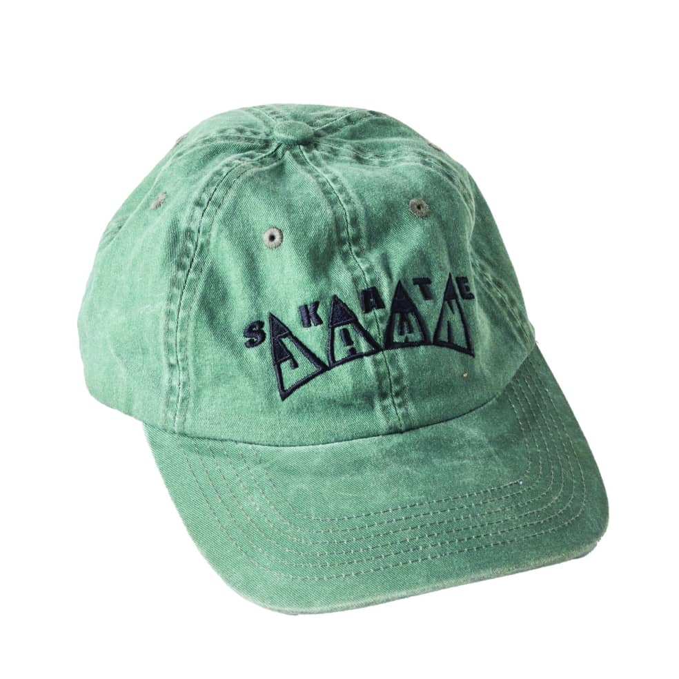Skate Jawn - King Embroidered 6 Panel Hat | Baseball Cap by Skate Jawn 2