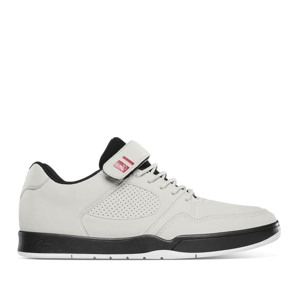 éS Accel Slim Plus Skate Shoes - White / Black | Shoes by éS Shoes 1
