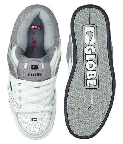 Fusion Grey White | Shoes by Globe 2