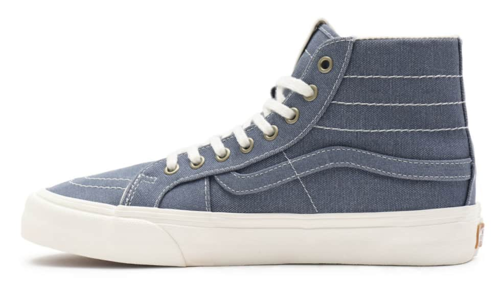 Vans Eco Theory Sk8-Hi 38 Decon SF Shoes - Cement Blue / Marshmallow | Shoes by Vans 3