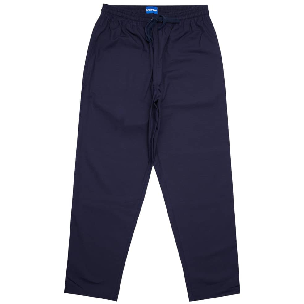 Andrew Beach Pants - Navy | Trousers by Andrew 1