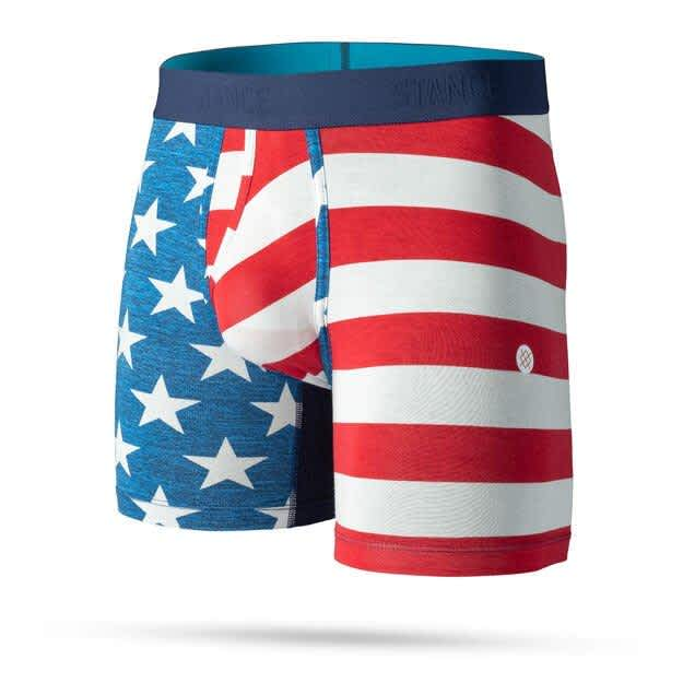 Stance The Fourth St Butter Blend Boxer Brief | Underwear by Stance Socks 1