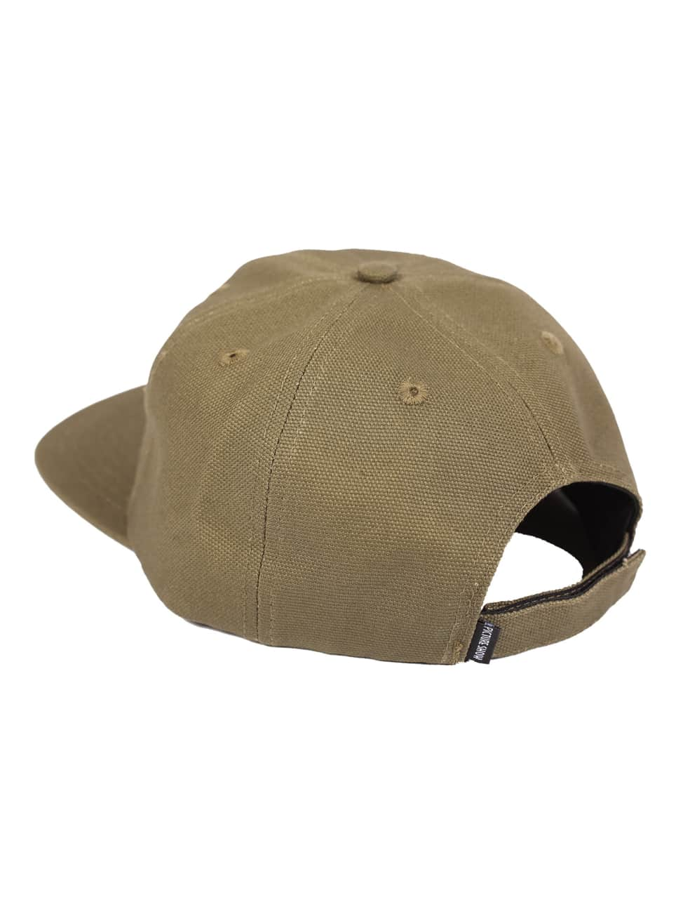 """PICTURE SHOW-""""ANDALOU SNAPBACK HAT""""(OLIVE)   Snapback Cap by Picture Show Studios 3"""
