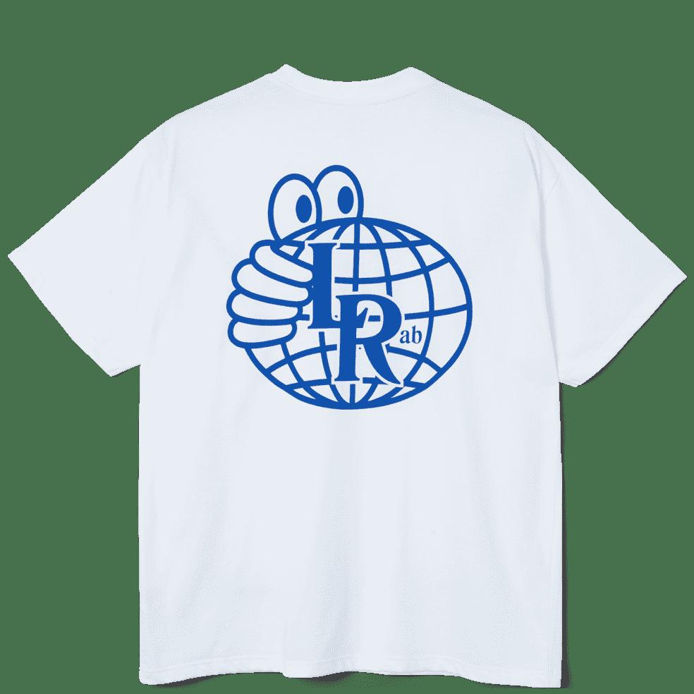 Last Resort AB Atlas Monogram T-Shirt - White | T-Shirt by Last Resort AB 1