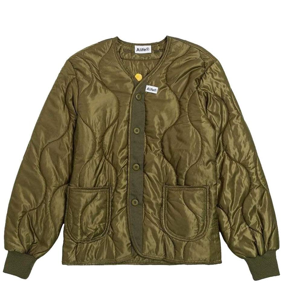 Alife Military Layer - Olive Green   Jacket by Alife 1