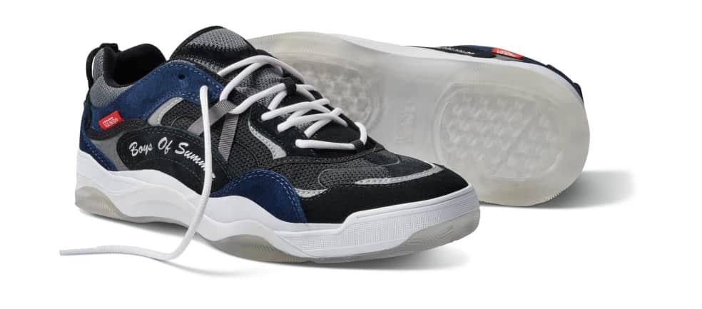 Vans Boys of Summer Varix WC Shoes - Manute / Steve Lee   Shoes by Vans 3
