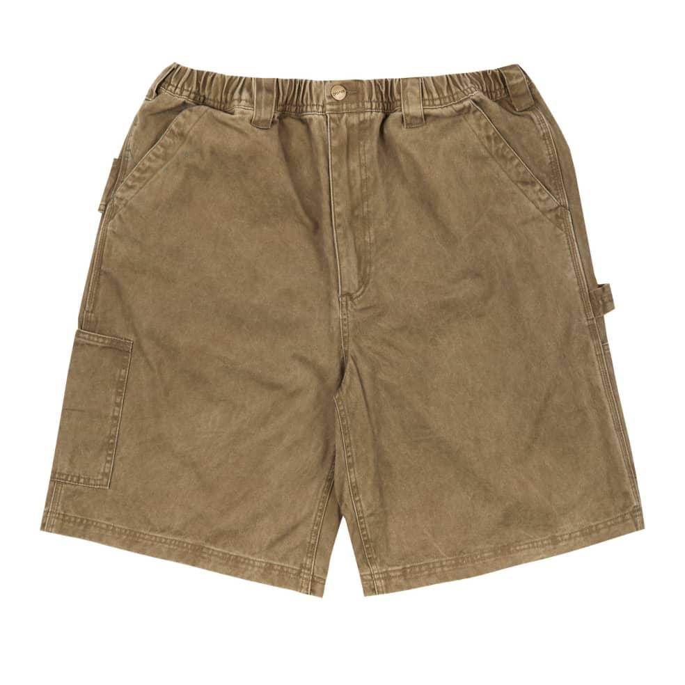 Bronze 56k Karpenter Shorts - Washed Stone | Shorts by Bronze 56k 1