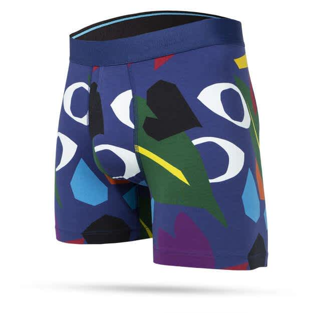 Stance Four Eyes Wholester Boxer Brief   Underwear by Stance Socks 1