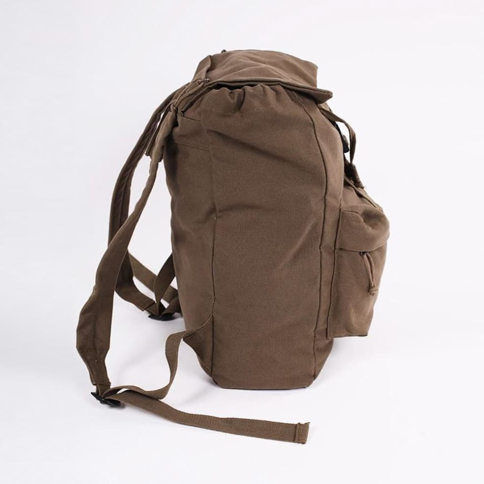 Theories Stamp Camper Backpack Olive   Backpack by Theories of Atlantis 3