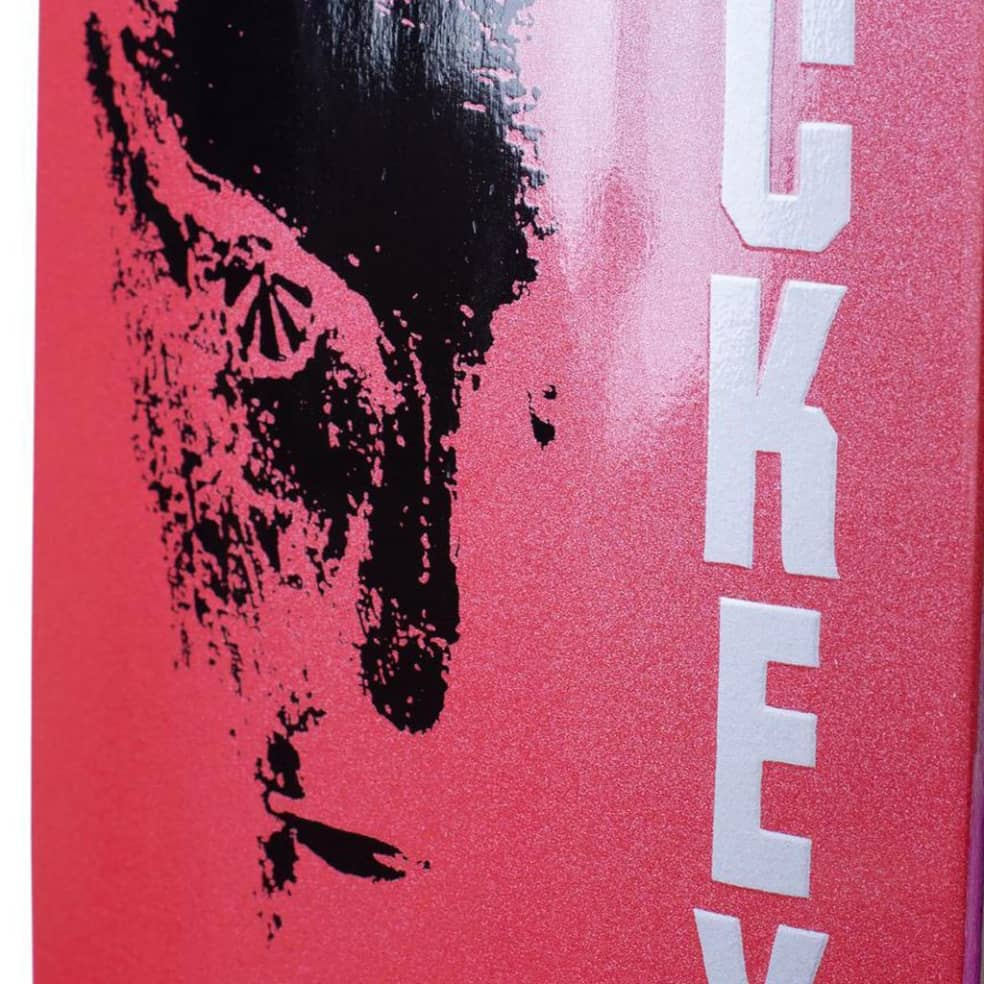"""Hockey Skateboards - Chaos - Red - Complete Skateboard - 8.75"""" 