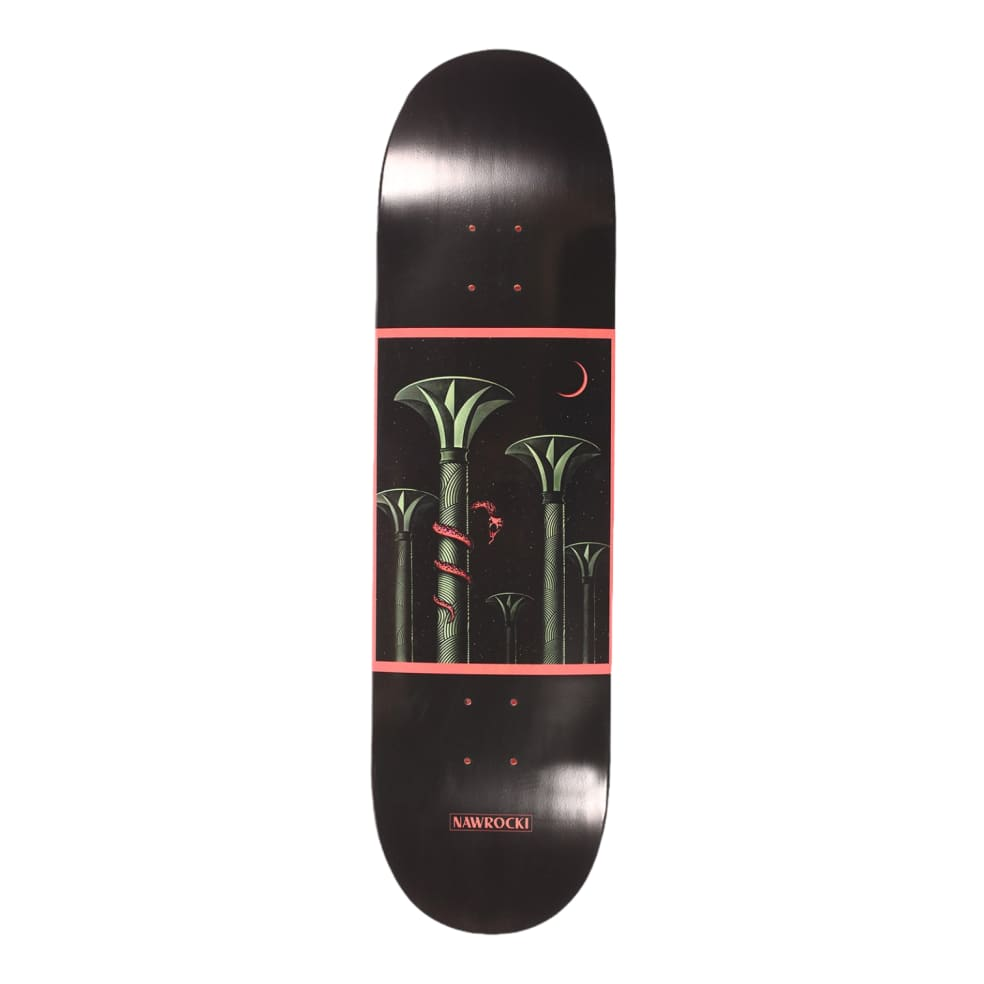 """PICTURE SHOW NAWROCKI SERPENT SKATEBOARD DECK 8.25"""" 