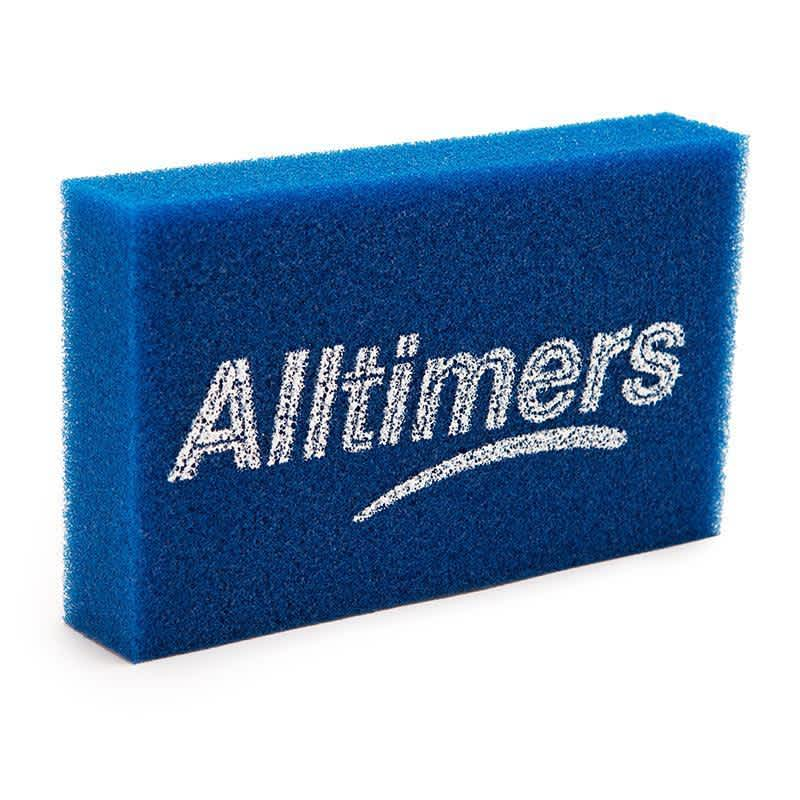 Alltimers Dish Sponge - Blue | Giftables by Alltimers 1
