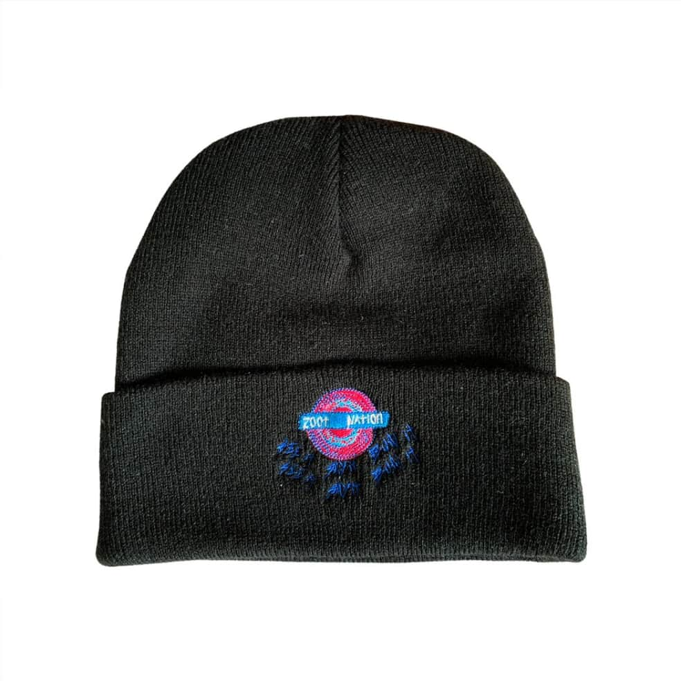 SEE IT SAY IT BUN IT   Beanie by Come To My Church 3