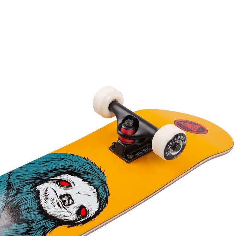 """Welcome Skateboards Sloth Complete on Scaled Down Bunyip Complete Skateboard 7.75""""   Complete Skateboard by Welcome Skateboards 2"""