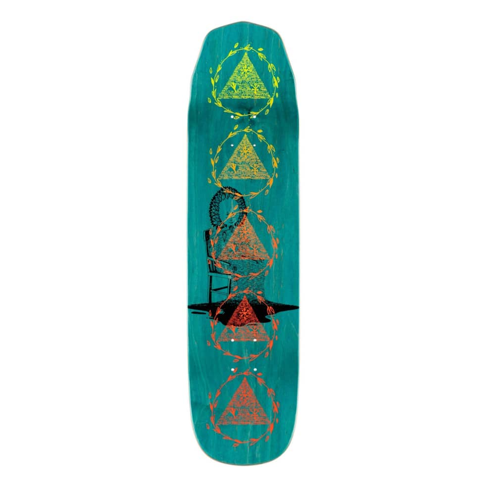 Welcome Nora Vasconcellos Soil On Wicked Princess Skateboard Deck 8.125 | Deck by Welcome Skateboards 2