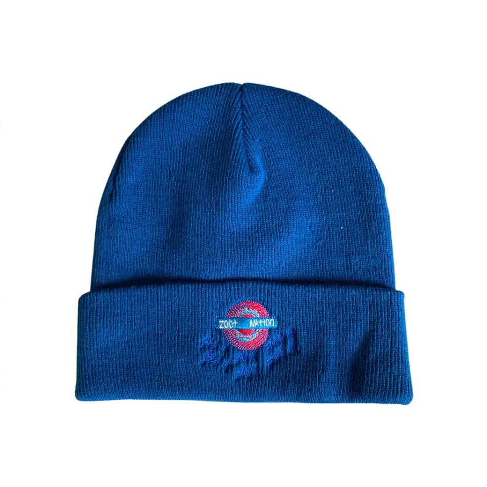 SEE IT SAY IT BUN IT   Beanie by Come To My Church 2