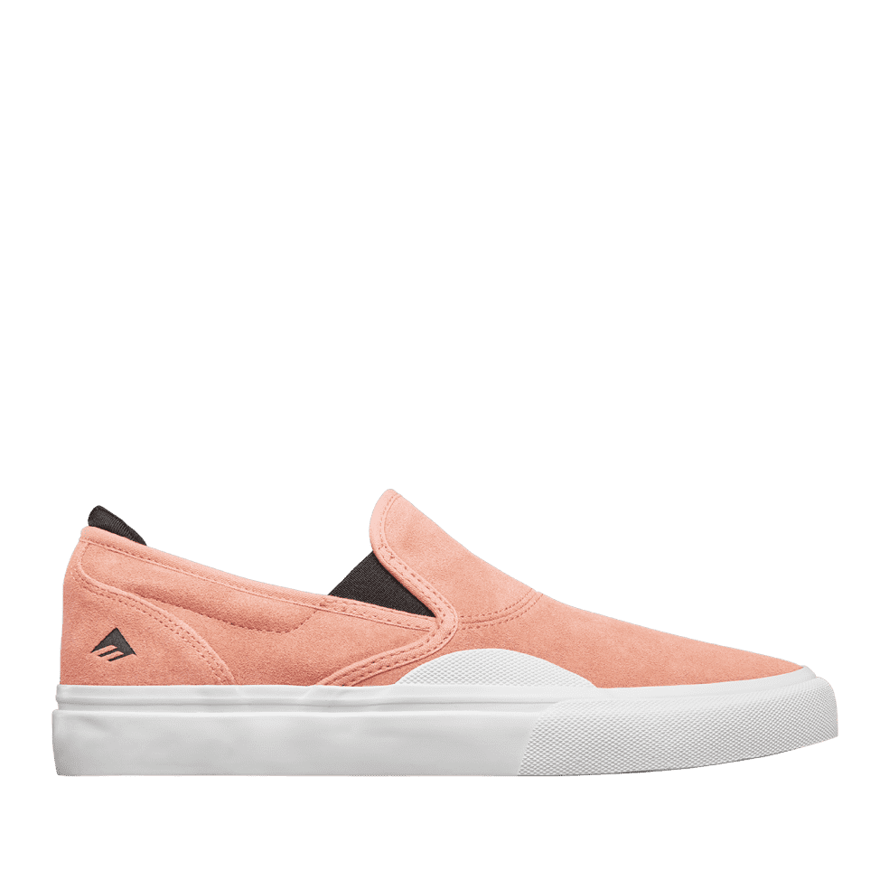Emerica Wino G6 Slip Skate Shoes - Pink / White | Shoes by Emerica 1