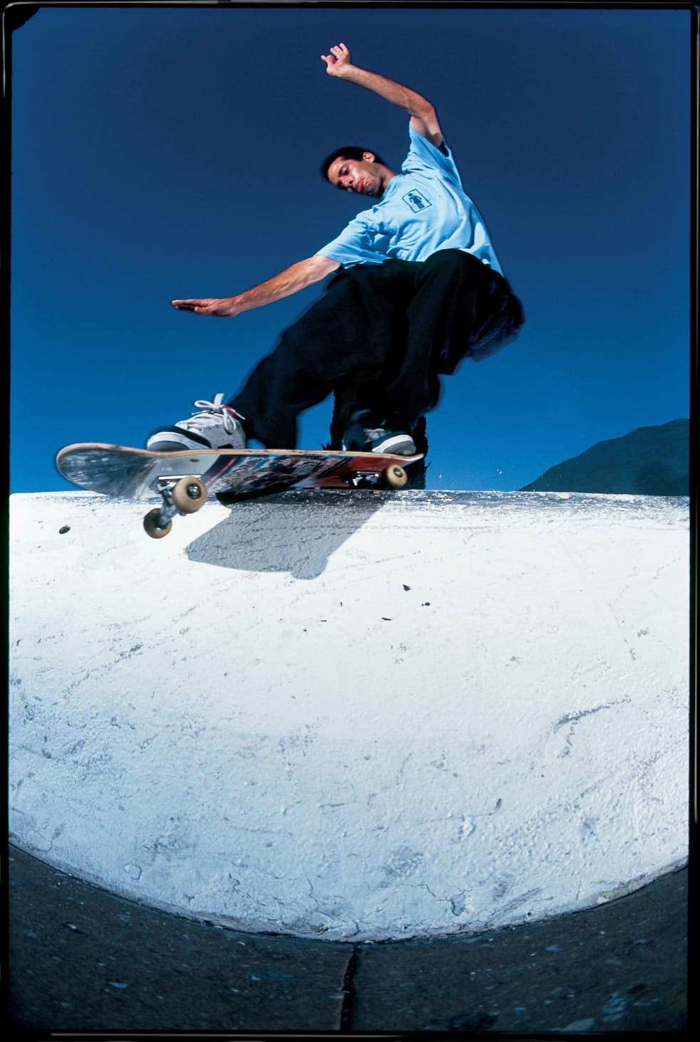 Mike Carroll, Los Angeles, 1998 | Photograph by Mike Blabac 2