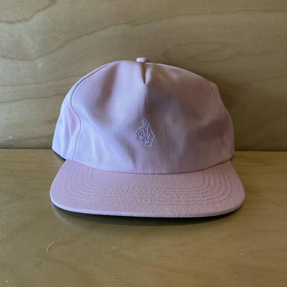 Krooked - Shmoo Hat - Pink   Baseball Cap by Krooked Skateboards 1
