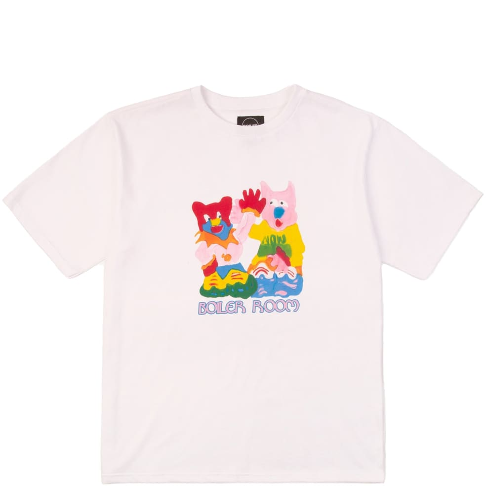 Boiler Room x Eris Drew Dance Together T-Shirt - Off White | T-Shirt by Boiler Room 1