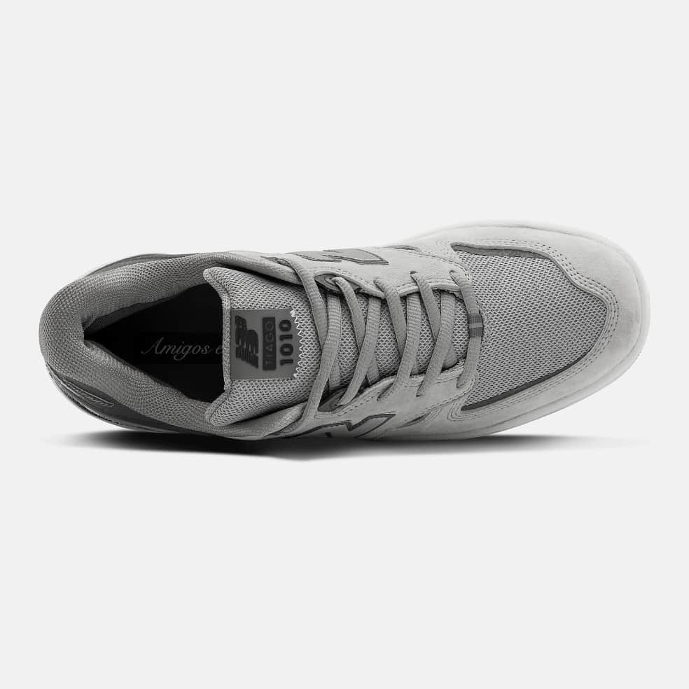 New Balance Numeric 1010 Shoes - Grey / Grey Heather | Shoes by New Balance 2