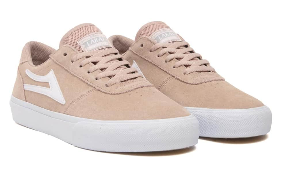 Lakai Manchester Suede Skate Shoes - Rose   Shoes by Lakai 2