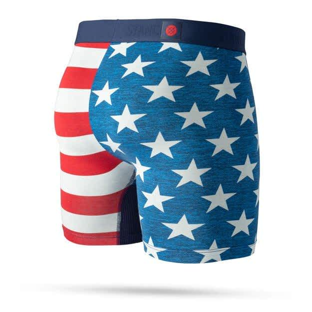 Stance The Fourth St Butter Blend Boxer Brief | Underwear by Stance Socks 2