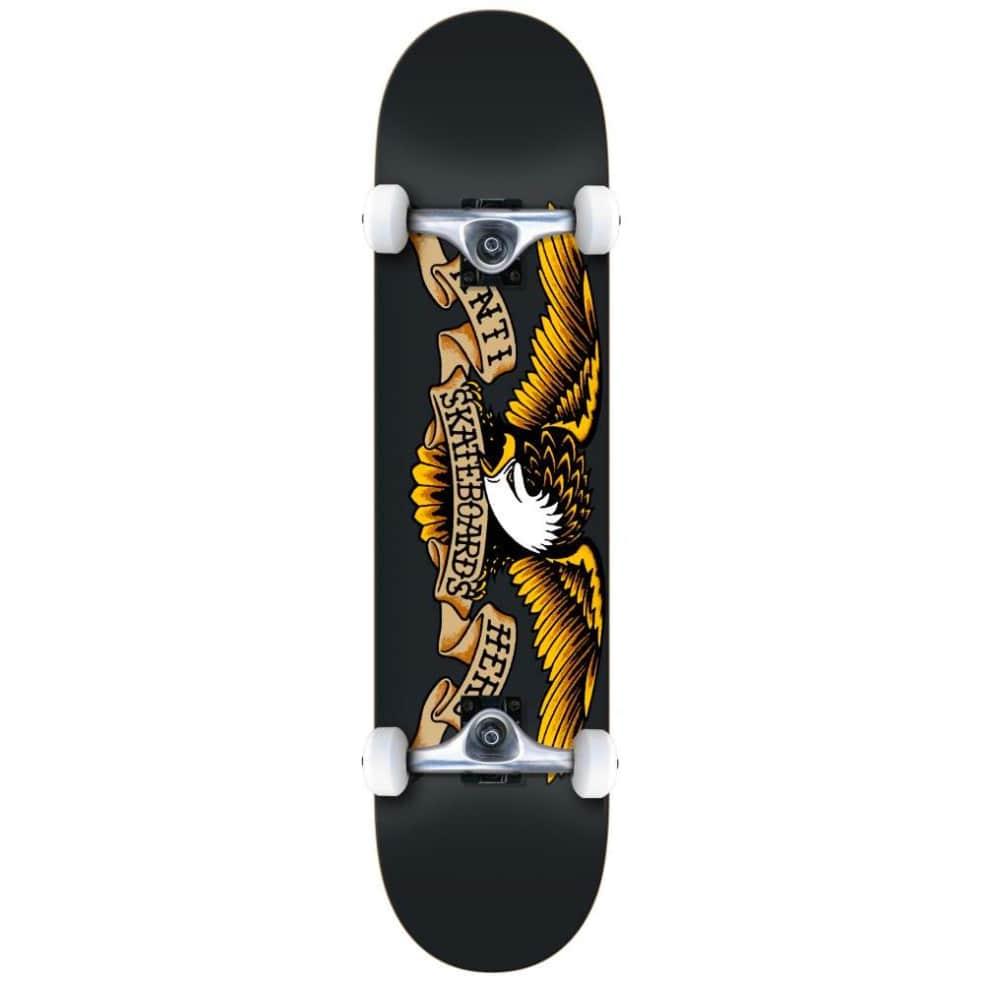 "Antihero Skateboards - Classic Eagle Complete Skateboard 8.25"" Wide | Complete Skateboard by Antihero Skateboards 1"