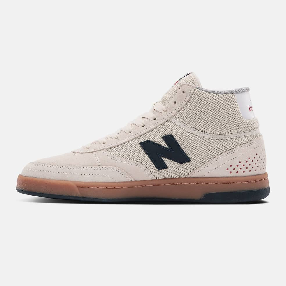 New Balance Numeric 440 High Shoes - Navy / Red | Shoes by New Balance 3