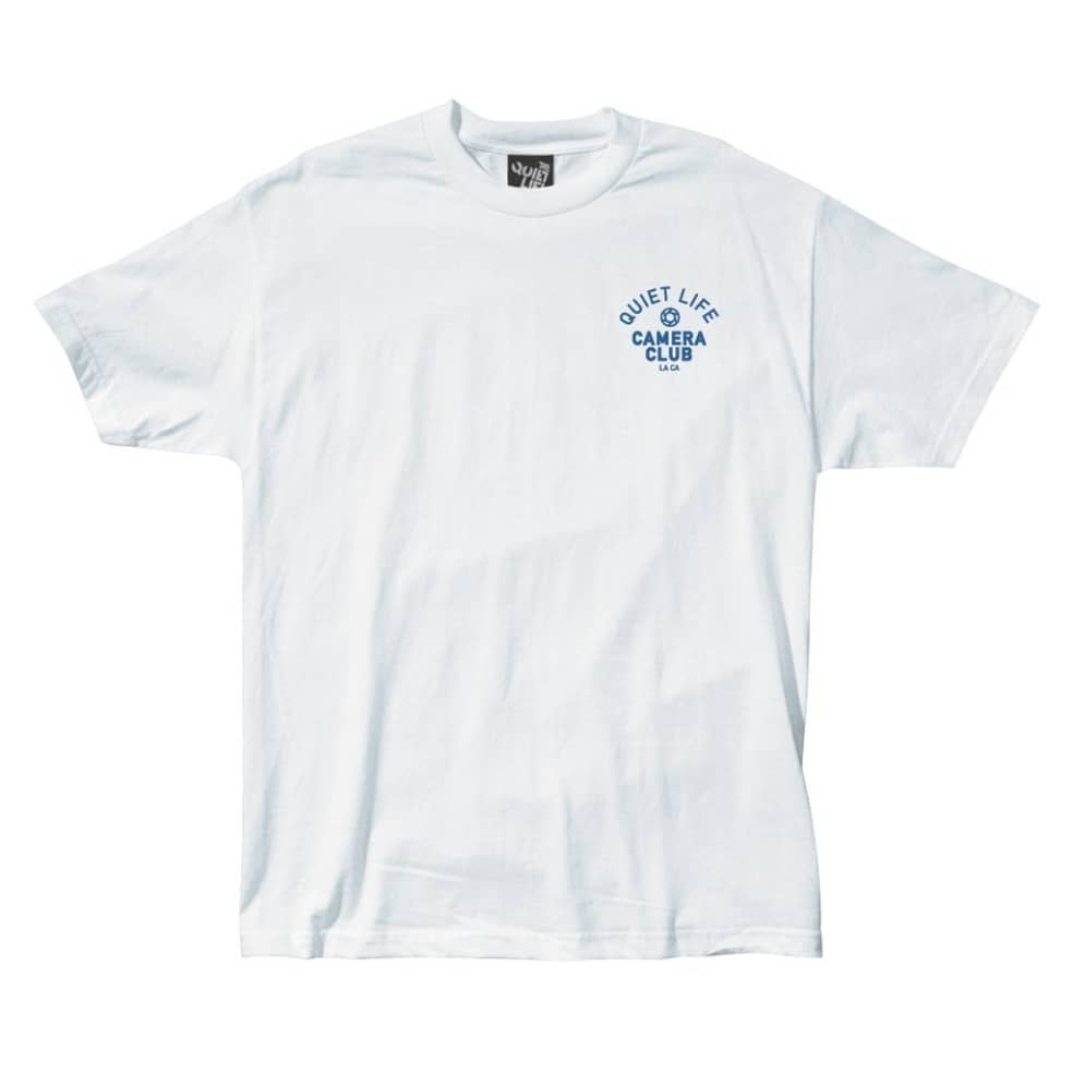 The Quiet Life - Wont Stop T - White   T-Shirt by The Quiet Life 2
