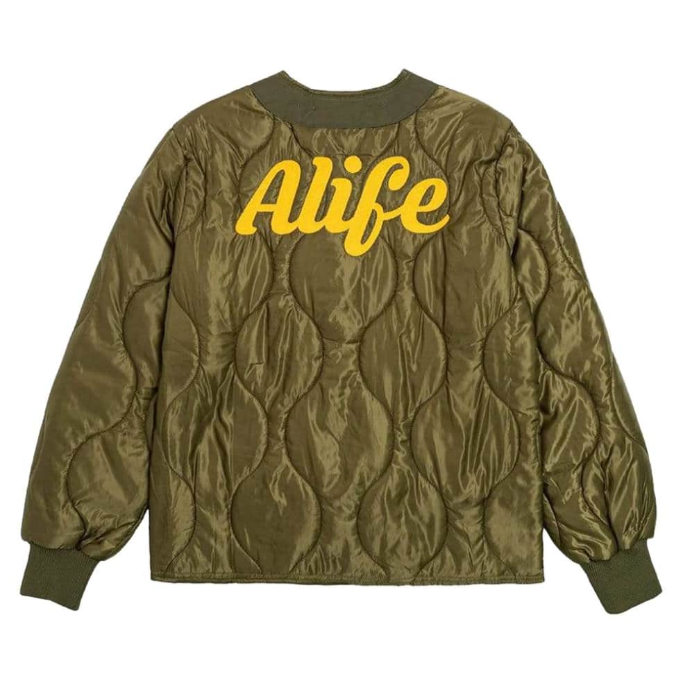 Alife Military Layer - Olive Green   Jacket by Alife 2