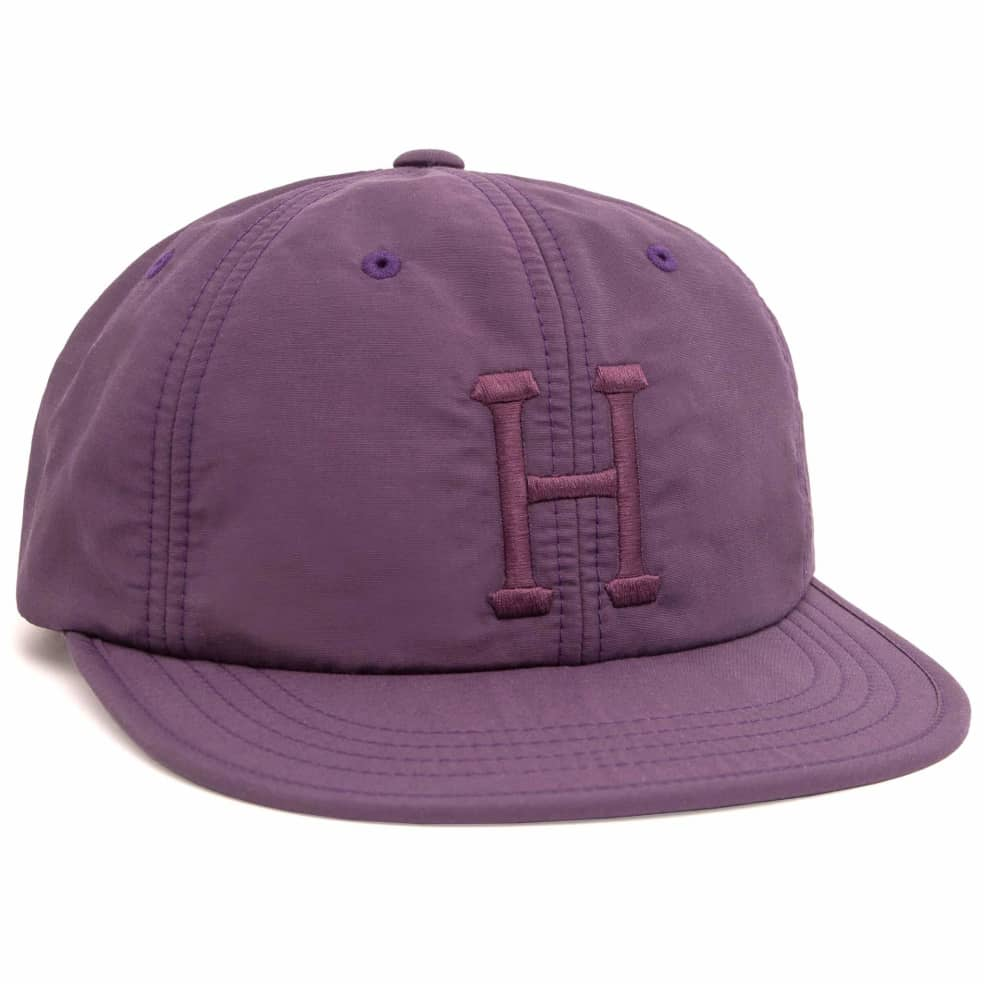 HUF Formless Classic H 6 Panel Hat - Sage | Baseball Cap by HUF 1